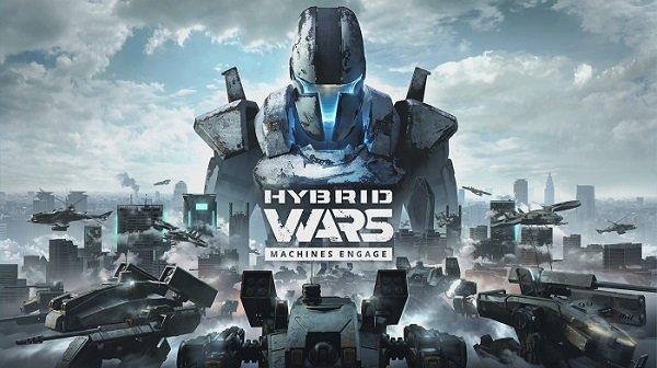 Провайдер Wargaming анонсировал инновационную игру Hybrid Wars