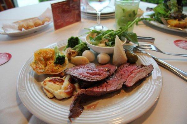 Первый бесплатный ресторан открыл свои двери в Рио-де-Жанейро