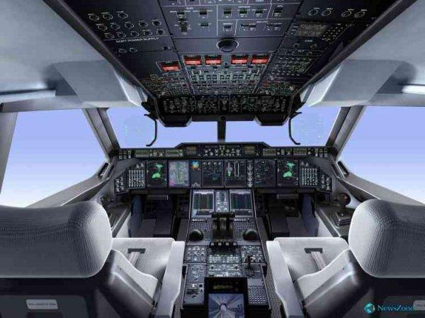 Разрабатываются технологии, позволяющие управлять пассажирским самолетом без пилота