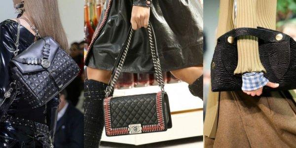 Новые тенденции моды в мире сумок: сезон зима-2016