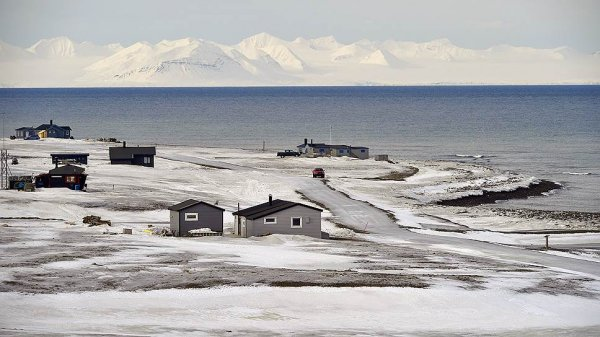 Из-за климатических условий произошли кардинальные изменения берега острова Визе на Карском море