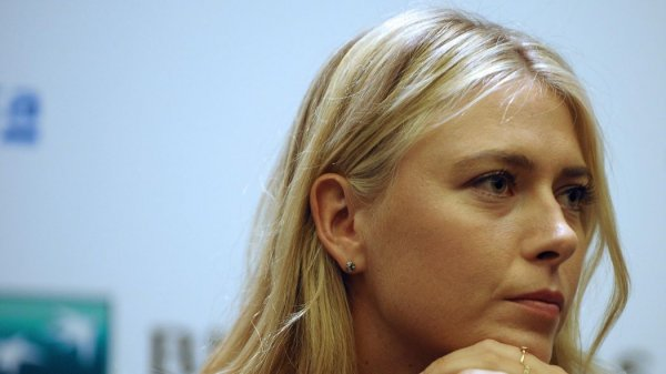 Мария Шарапова – тест на допинг-контроль не пройден!