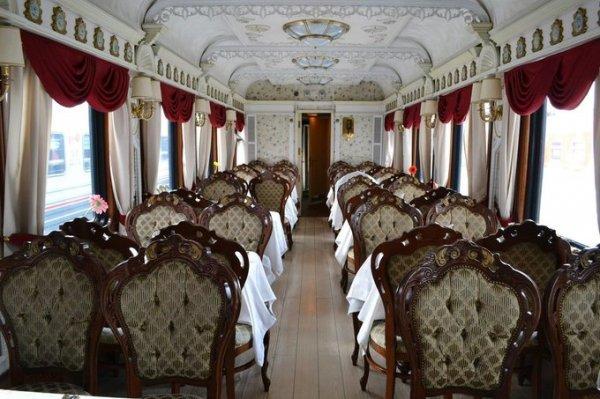 В главный населённый пункт Татарстана прибыл необычный поезд