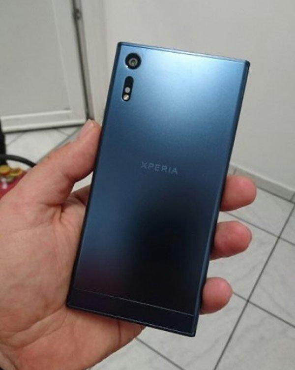 Sony презентует смартфоны с необычной камерой