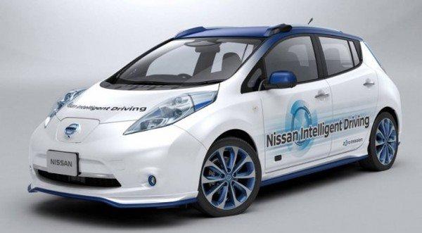 Япония занялась разработкой трёхмерных карт для беспилотных автомобилей
