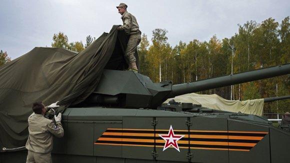 Департамент обороны России испытывает невидимые текстиль