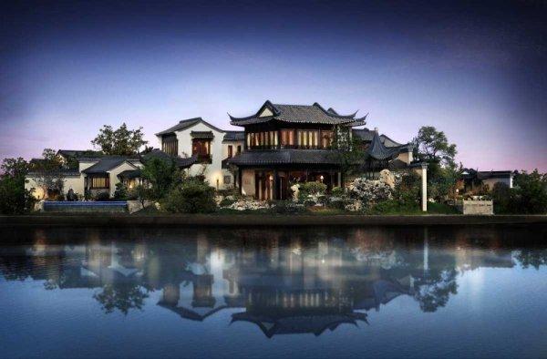 В Китае выставили на продаже самое дорогостоящее жилое здание