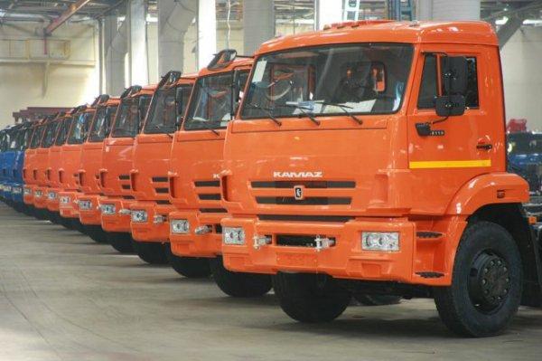 КАМАЗ займётся выпуском интеллектуальных грузовых транспортных средств