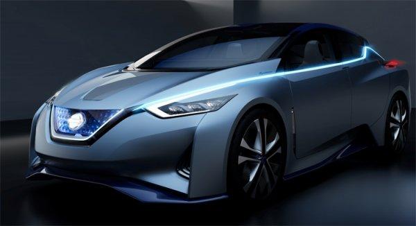 Искусственный интеллект будет разрабатывать дизайн машин Nissan