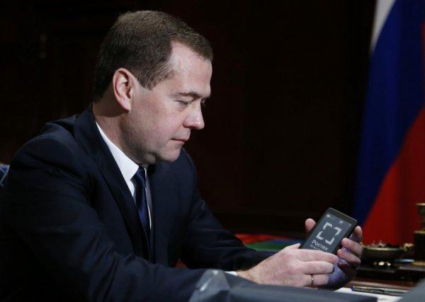 Директор «Росэлектроники» обещает создать «российский iPhone »