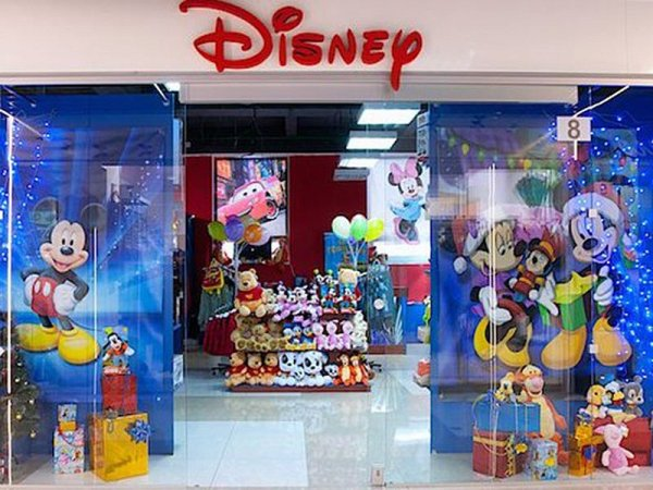 Магазины Disney появятся в Москве