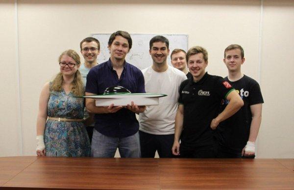 В Санкт-Петербурге строят первый российский солнцемобиль