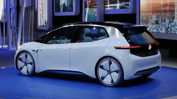 Автомобильный концерт Volkswagen занялся выпуском электромобилей