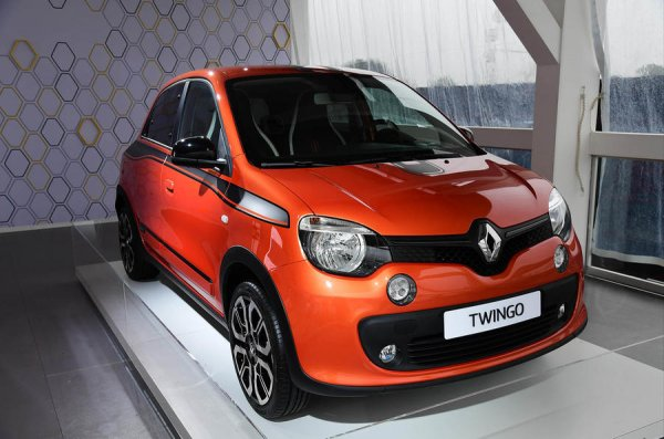 Корпорация Renault презентовала уникальную машину