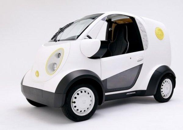 Корпорация Honda использовала 3D-принтер для создания автомобиля