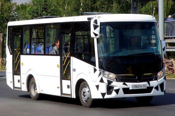 В Ленинградском регионе появились новые автобусы