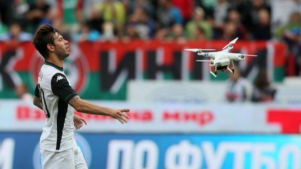 Во время проведения Чемпионата мира по футболу в России могут использовать дроны-стрекозы