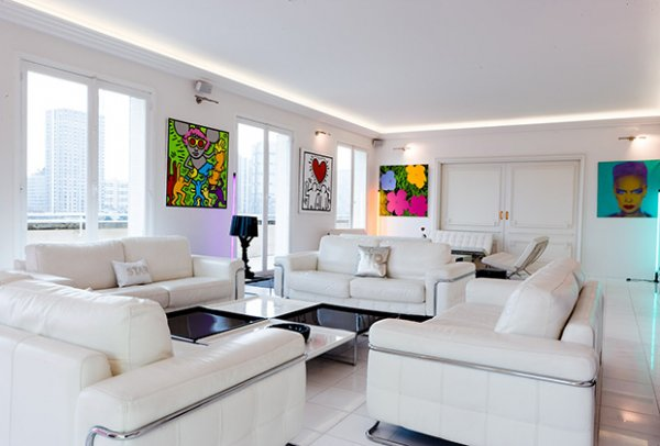 В Париже за 45 миллионов евро продают апартаменты с видом на Эйфелеву башню