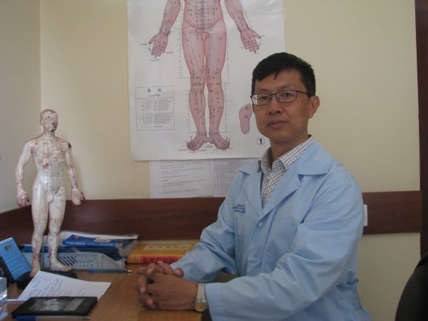 В Башкортостан прибыл доктор восточной медицины Цзи Тун