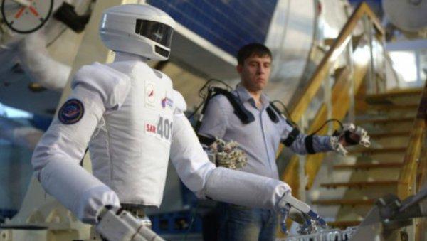 Российские научные деятели трудятся над созданием робота с «человеческими» руками