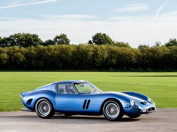 На аукционе планируют продать самый дорогостоящий автомобиль в мире