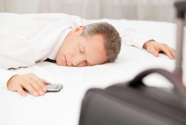 Смартфоны оказывают пагубное воздействие на качество сна?