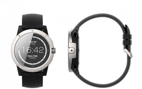 Корпорация Matrix создала часы, которые заряжаются от человеческого тела