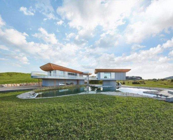 Архитекторы показали необычный дом будущего