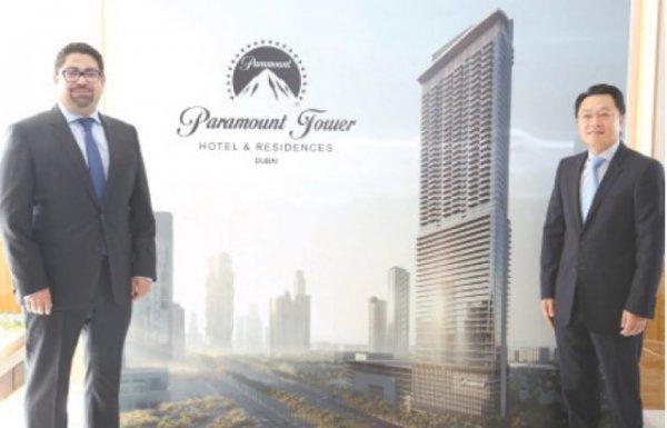 China Construction займётся строительством на территории ОАЭ отельного комплекса, посвящённого Голливуду