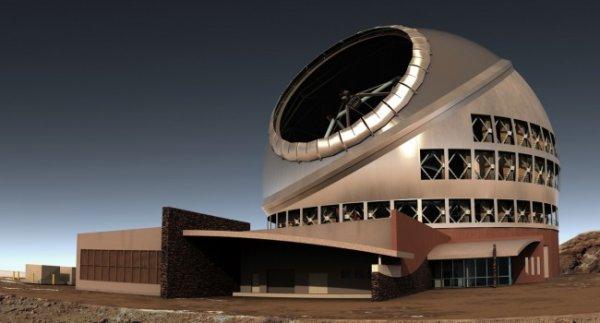 Строительство самого большого телескопа в мире, возможно, перенесут с Гавайев на Канары