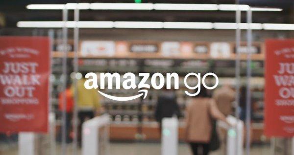 Виртуальный продавец Amazon открыл собственный магазин