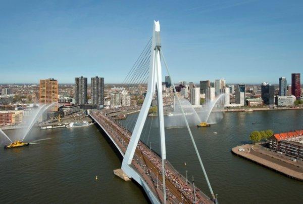 План микрорайона Feyenoord City должен преобразить южную часть Роттердама