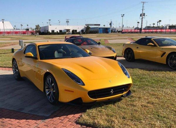 Компания Ferrari продала уникальный суперкар, дабы оказать помощь родному государству