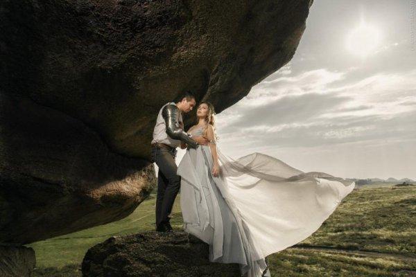 В Барнауле сыграли свадьбы в стиле «Игр престолов»