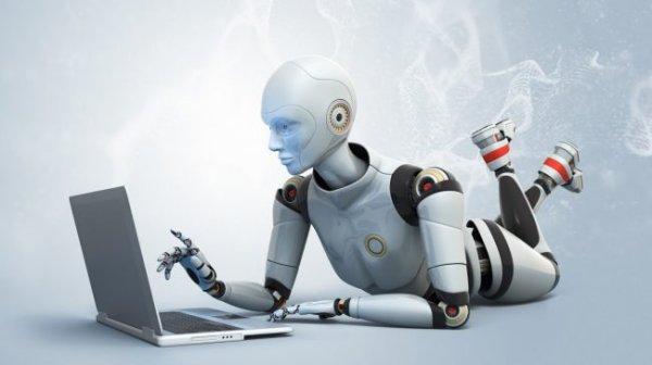 Китайский робот-журналист может написать статью за одну секунду