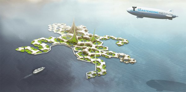 В 2019 году должны приступить к строительству искусственных островов
