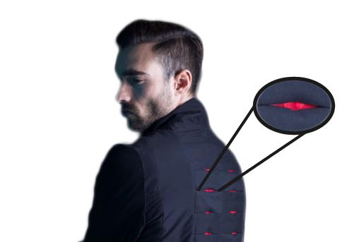 Эксперты презентовали одежду с функцией саморегуляции температуры тела