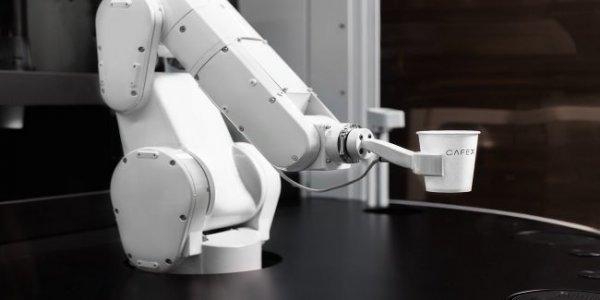 В Сан-Франциско функционирует роботизированное кафе