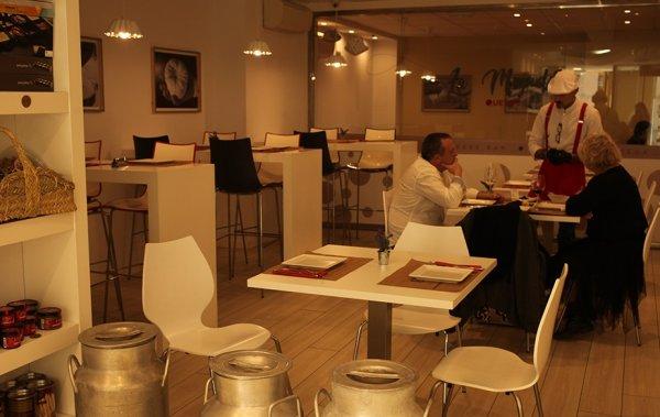 В Валенсии открыли первое сырное кафе