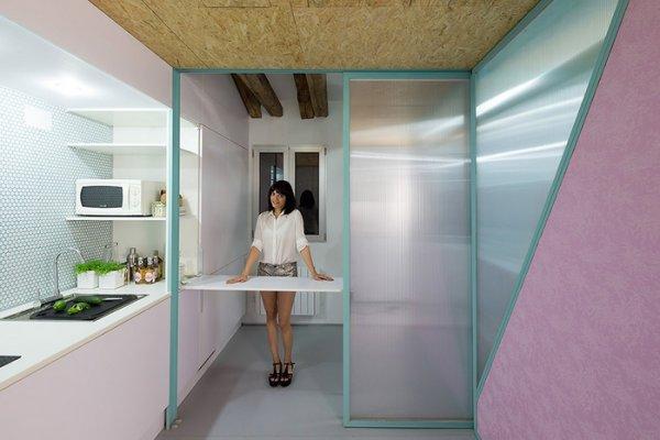 Дизайнеры придумали необычный дом-трансформер