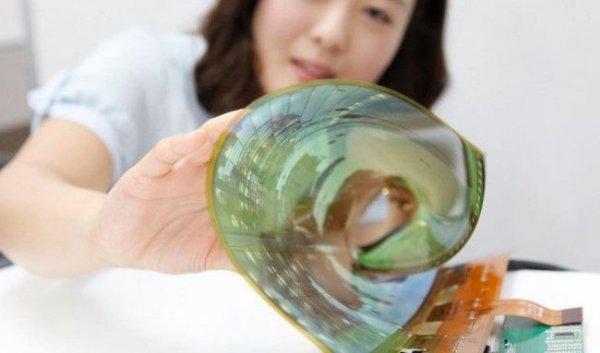 В Южной Корее создали OLED-экраны, в основе которых лежит графен