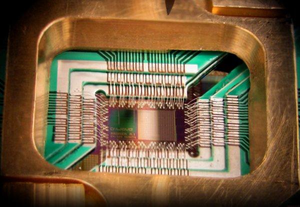 В Китае создадут квантовый компьютер