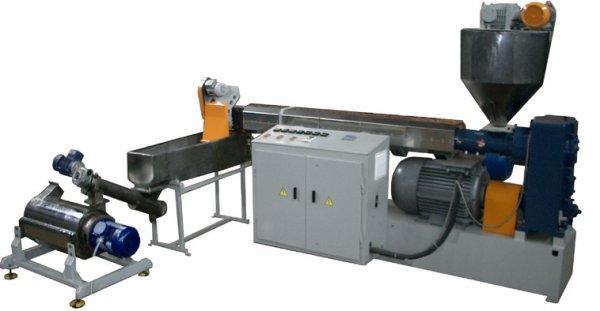 Виды грануляторов для переработки полимерных материалов