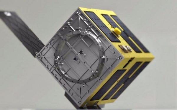 В Сингапуре создали спутник-мусорщик