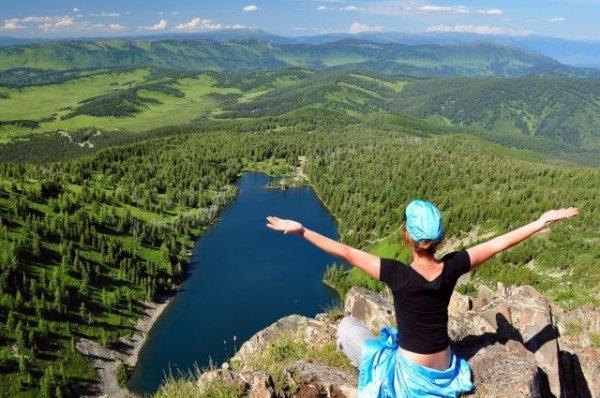 На территории горного Алтая летом пройдёт необычный тренинг-путешествие