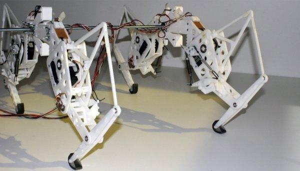 Учёные создали робота-гепарда
