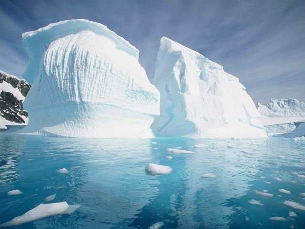 Таяние арктических ледников может пробудить давние вирусы
