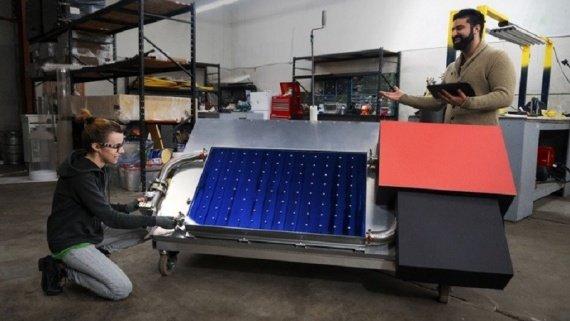 Программа Tenkiv создала солнечную систему, способную очищать до двух тысяч литров воды в день