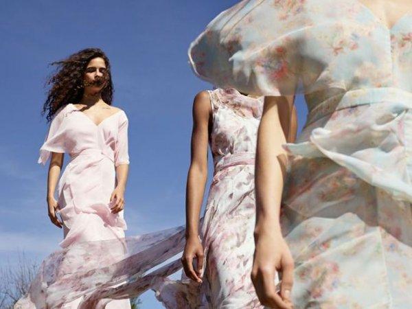 В Британии презентовали коллекцию коротких свадебных платьев