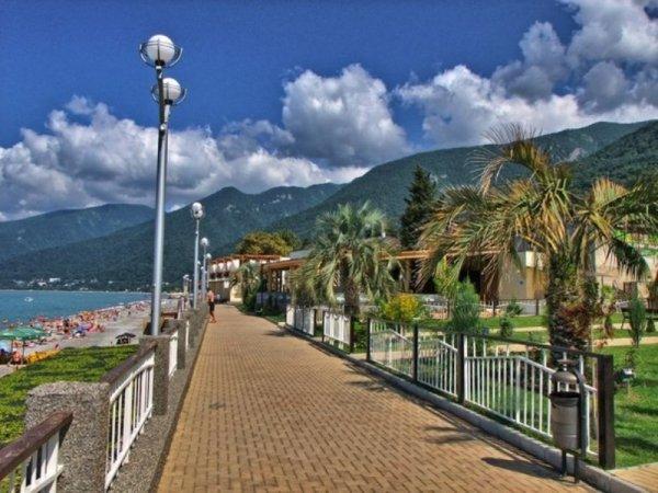 Такой разнообразный отдых в Абхазии